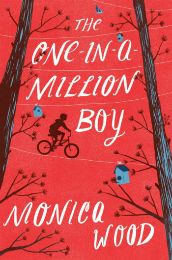 Review of The One-in-a-Million Boy by Monica Wood - A boy, no longer with us, teaches everyone in his life some powerful lessons.