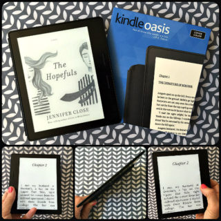 The Kindle Oasis | Musings