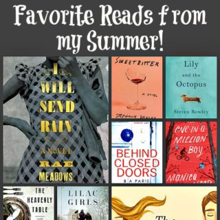 Favorite Reads from My Summer | Review