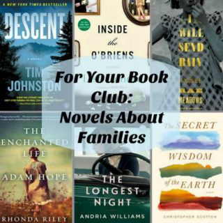 For Your Book Club: 10 Novels About Families