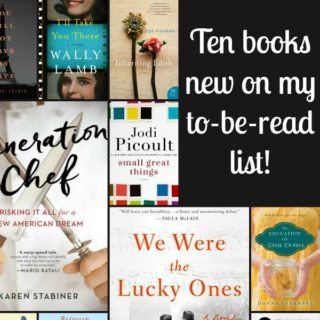 10 Books New to My To-Be-Read List | More