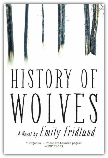 History of Wolves by Emily Fridlund - A coming-of-age story set in MN following a lonely 15-year old as she tries to make sense of the world.
