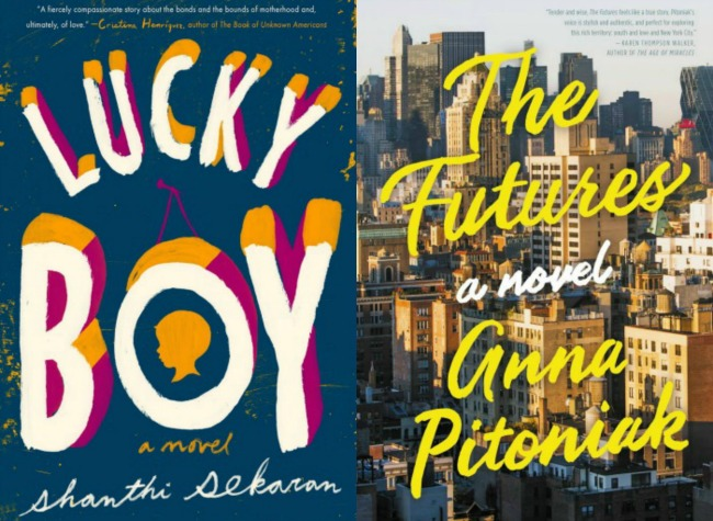 Lucky Boy and The Futures cover shots