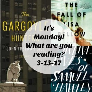 It's Monday! What are you reading? 3/13/17 | More