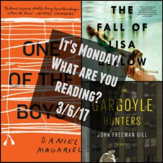 It's Monday! What are you reading? 3/6/17 | More