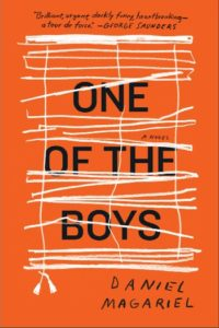 One of the Boys by Daniel Magariel - Book Temptations Too Great to Resist