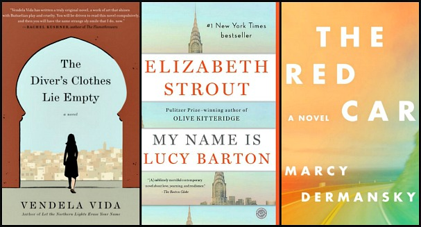 Books to Read in a Day! - Three short books with women at the heart of the story.