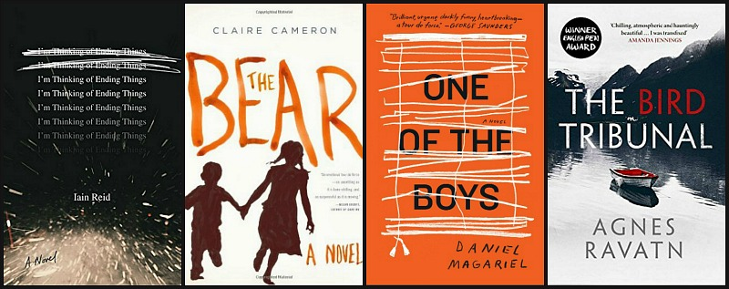 Books to Read in a Day! Four short books with a darker theme.