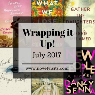 Wrapping It Up! July 2017 | More