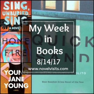 Monday Update: My Week in Books 8/14/17 | More